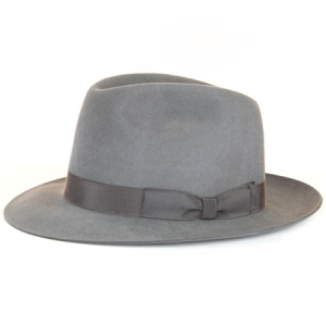 Colombo Grey Fedora